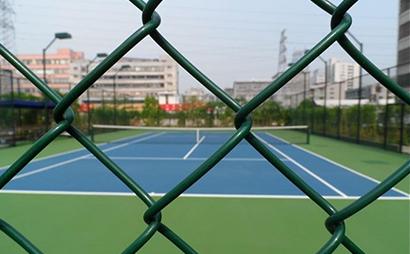 羽毛球场围网