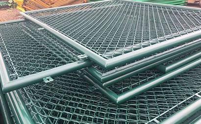 边框式球场围网