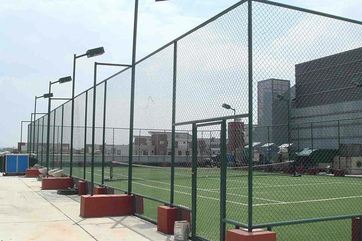 羽毛球场围网案例