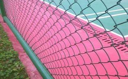 内藏式球场围网